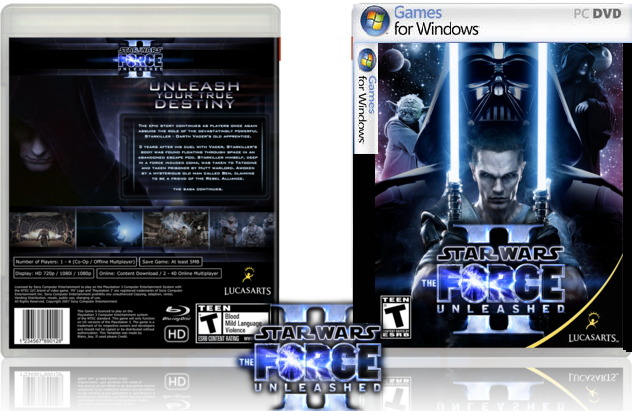 Star Wars The Force Unleashed 2 - RELOADED [PC Game] 6 ...