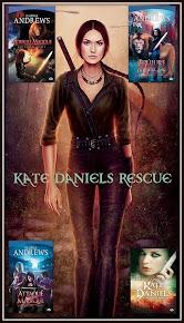 """Pétition pour sauver """"Kate Daniels"""""""