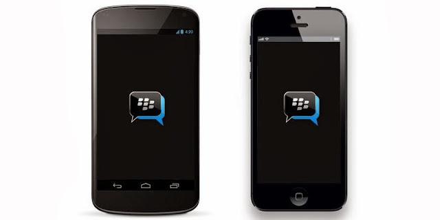 Wow,, Dalam Sehari, BBM Android dan iPhone Diunduh 10 Juta Kali