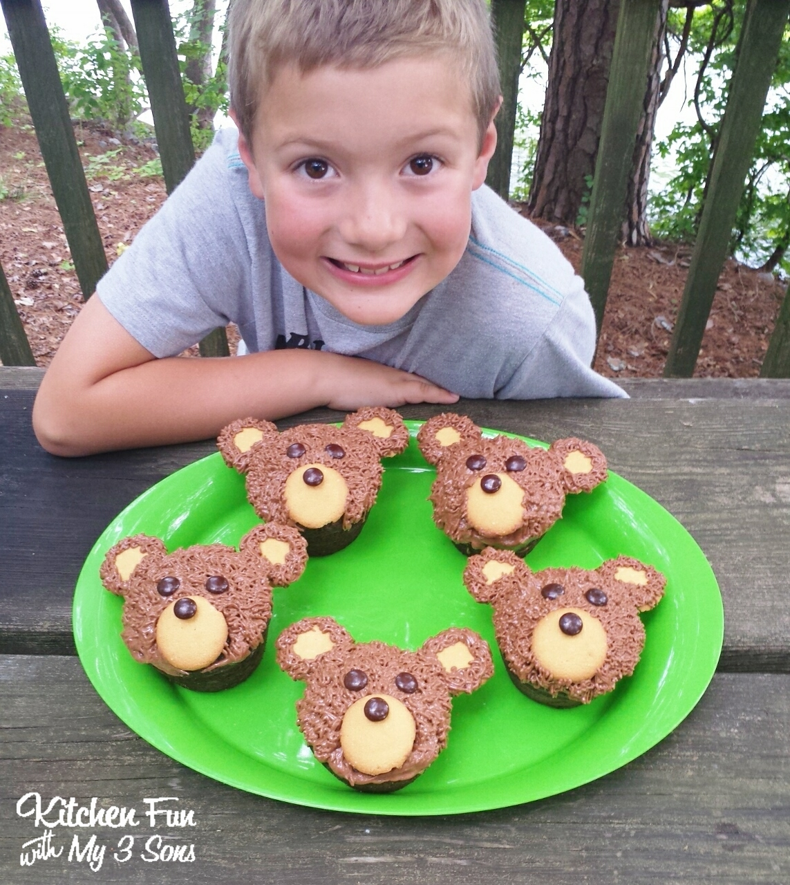 Fun Camping Ideas For Kids Camping Recipes And Fun: Kitchen Fun With My 3 Sons: Camping Fun Food & Craft Ideas