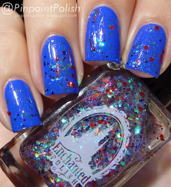 Daydream Surprise, Enchanted Polish, Butler Please, Essie, swatch
