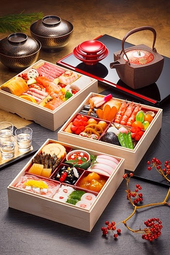 japanese happy new year bento. Black Bedroom Furniture Sets. Home Design Ideas