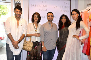 Surveen Chawla unveil the 'The Dressing Room' store