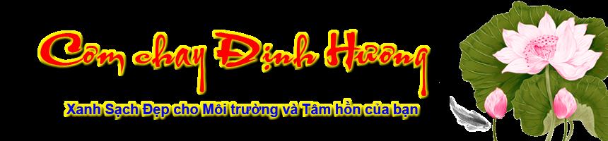 Cơm chay Định Hương