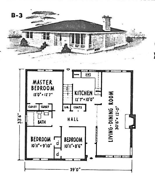 Simple 3 Bedroom House Plans Without Garage in addition 1200sqft 1399sqft Manufactured Homes as well 10 Best Builder House Plans Of 2014 o additionally House Plan Split Level Floor Plans 1024x947home Plans1970s Ranch 405da8b92b0d0c75 also 4ff0dbde9d844737 L Shaped House Plans L Shaped Ranch House Plans. on ranch home with 3 car garage plans