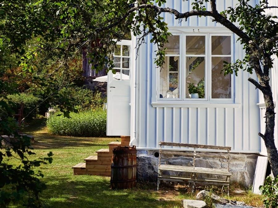 dom, wystrój wnętrz, wnętrza, home decor, styl skandynawski, białe wnętrza, shabby chic, domek na wsi