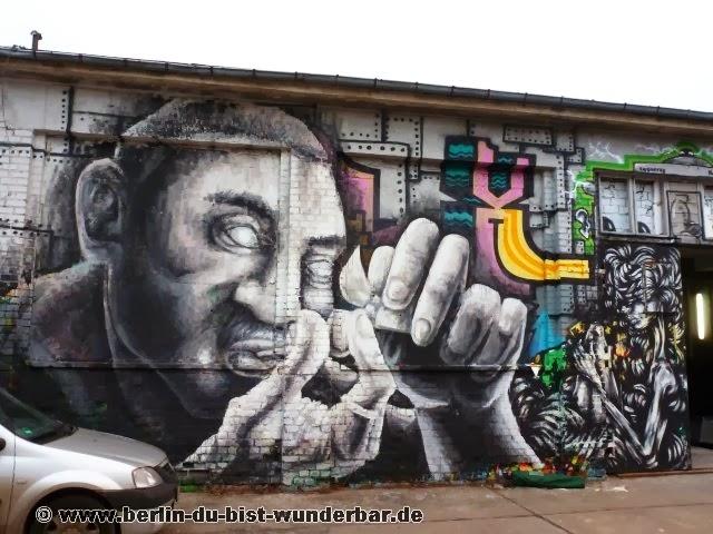 RAW, berlin, streetart, graffiti, revaler, fridrichshain, kunst, Alaniz