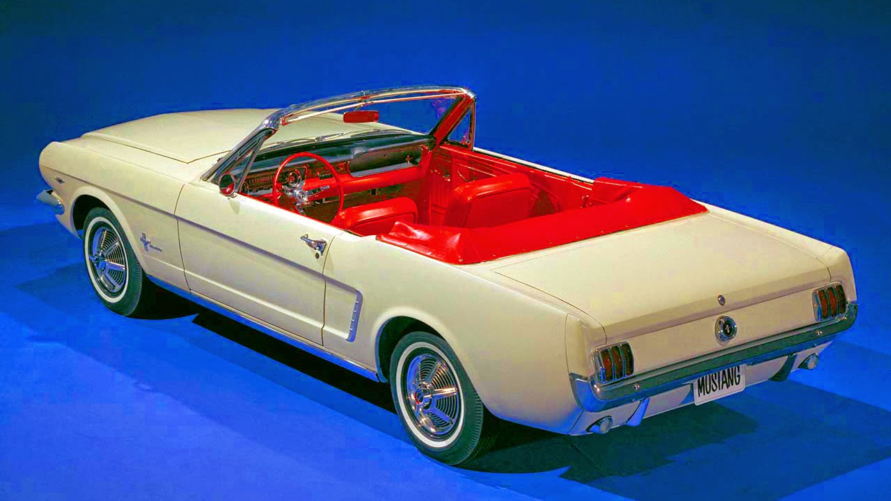 carwp hist ria ford mustang 1964 2015. Black Bedroom Furniture Sets. Home Design Ideas