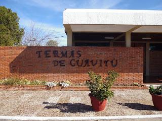 Termas de Guaviyu - Paysandu