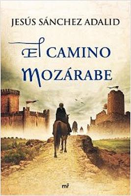 Portada del libro El Camino Mozárabe.