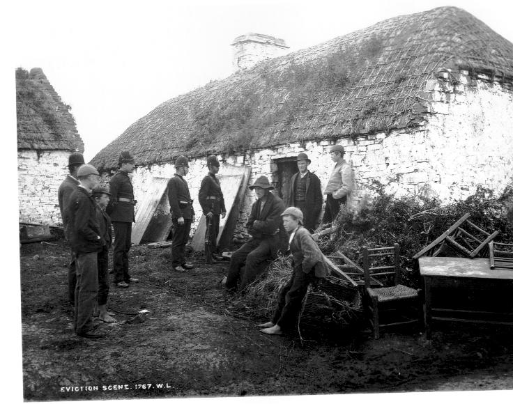 the irish potato famine and emigration essay Facts about great famine emigration out of ireland revealed of the potato harvests, through to thin out the ranks of the irish by allowing mass death and.