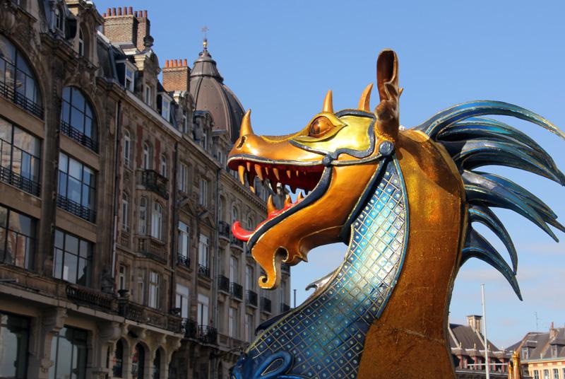 Lille 3000 Renaissance Métamorphoses Urbaines