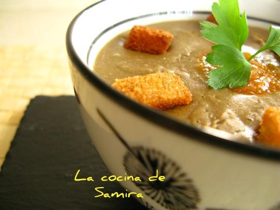 la cocina de samira crema de lentejas lote carmencita