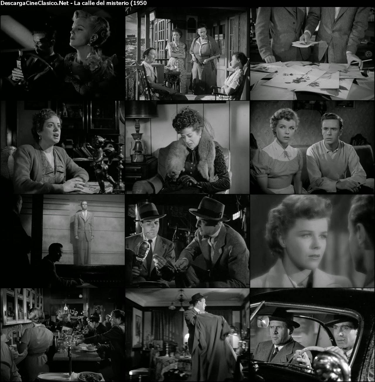 La calle del misterio (1950 - Mystery Street)
