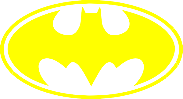 batman logo no backgound