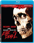 Evil Dead II: Dead by Dawn Blu-ray
