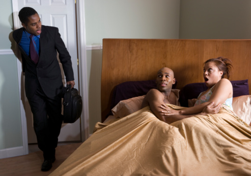 How to find a cheating wife jealous