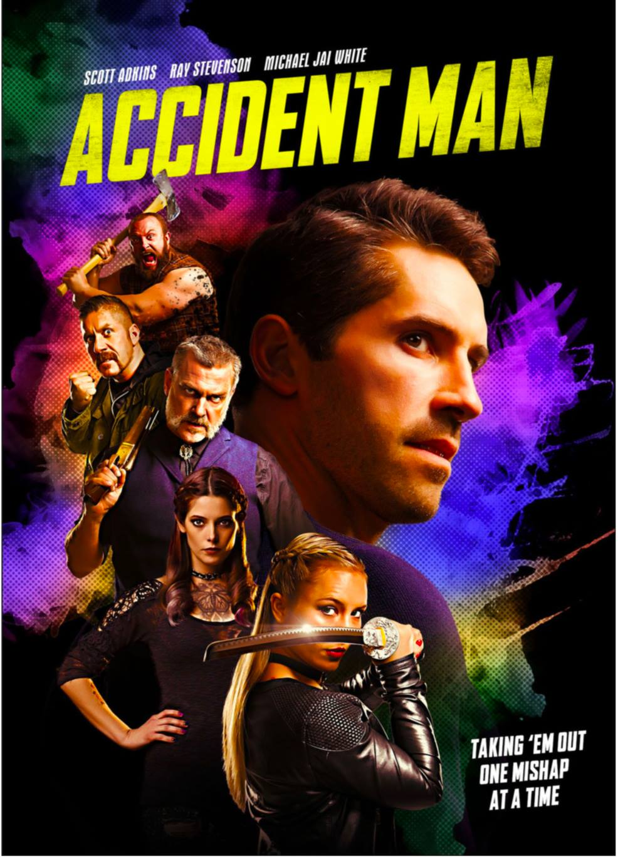 Accident Man 2018 Legendado