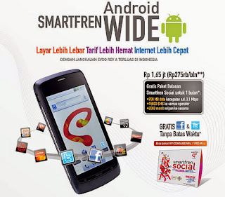 Android Smartfren Wide