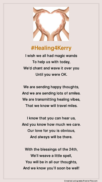 Poem For Healing Kerry