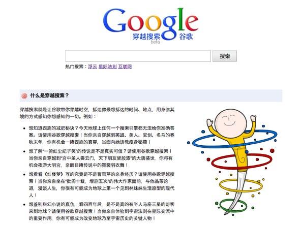 Las mejores bromas de Google