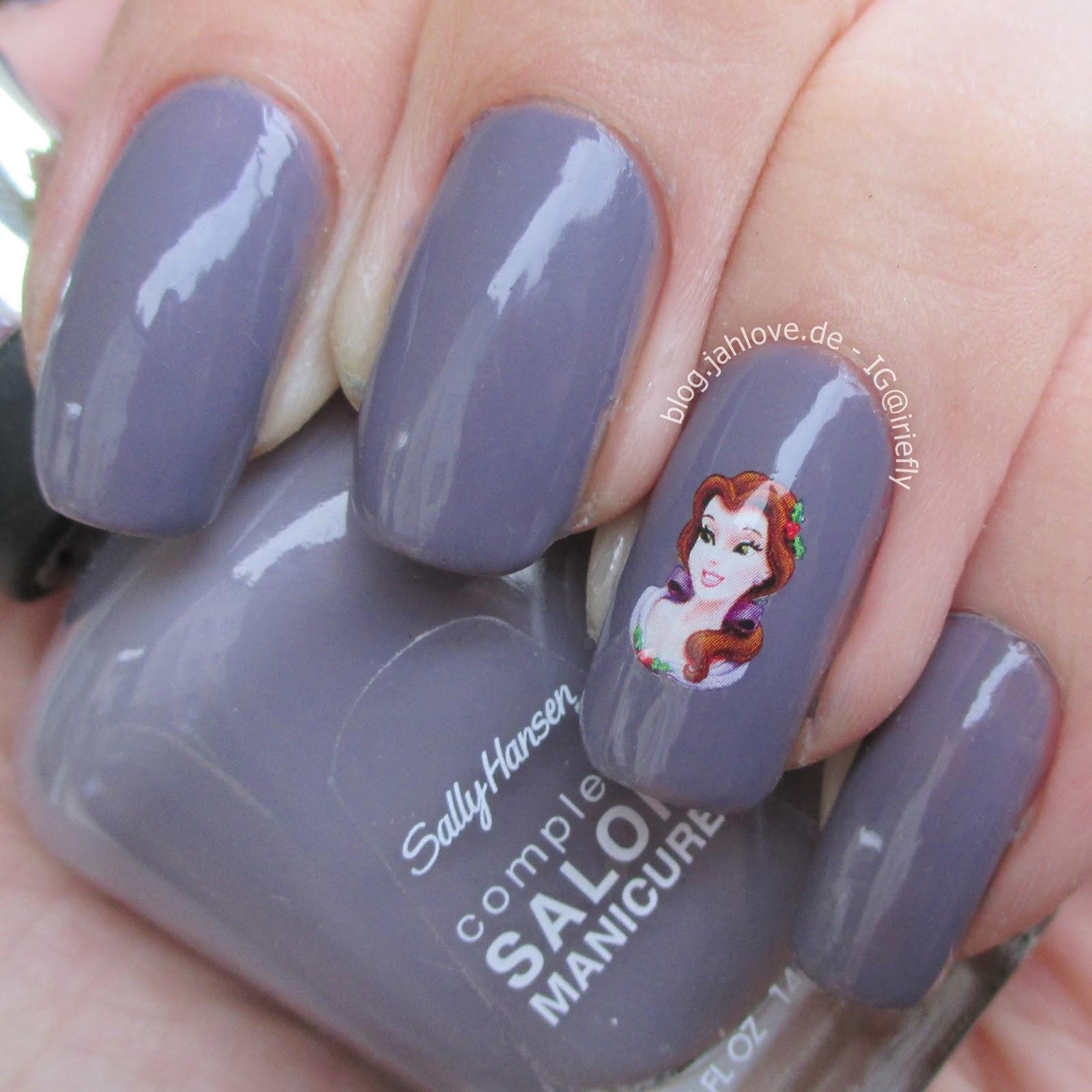 blog.jahlove.de ::.: [Nails] Sally Hansen \