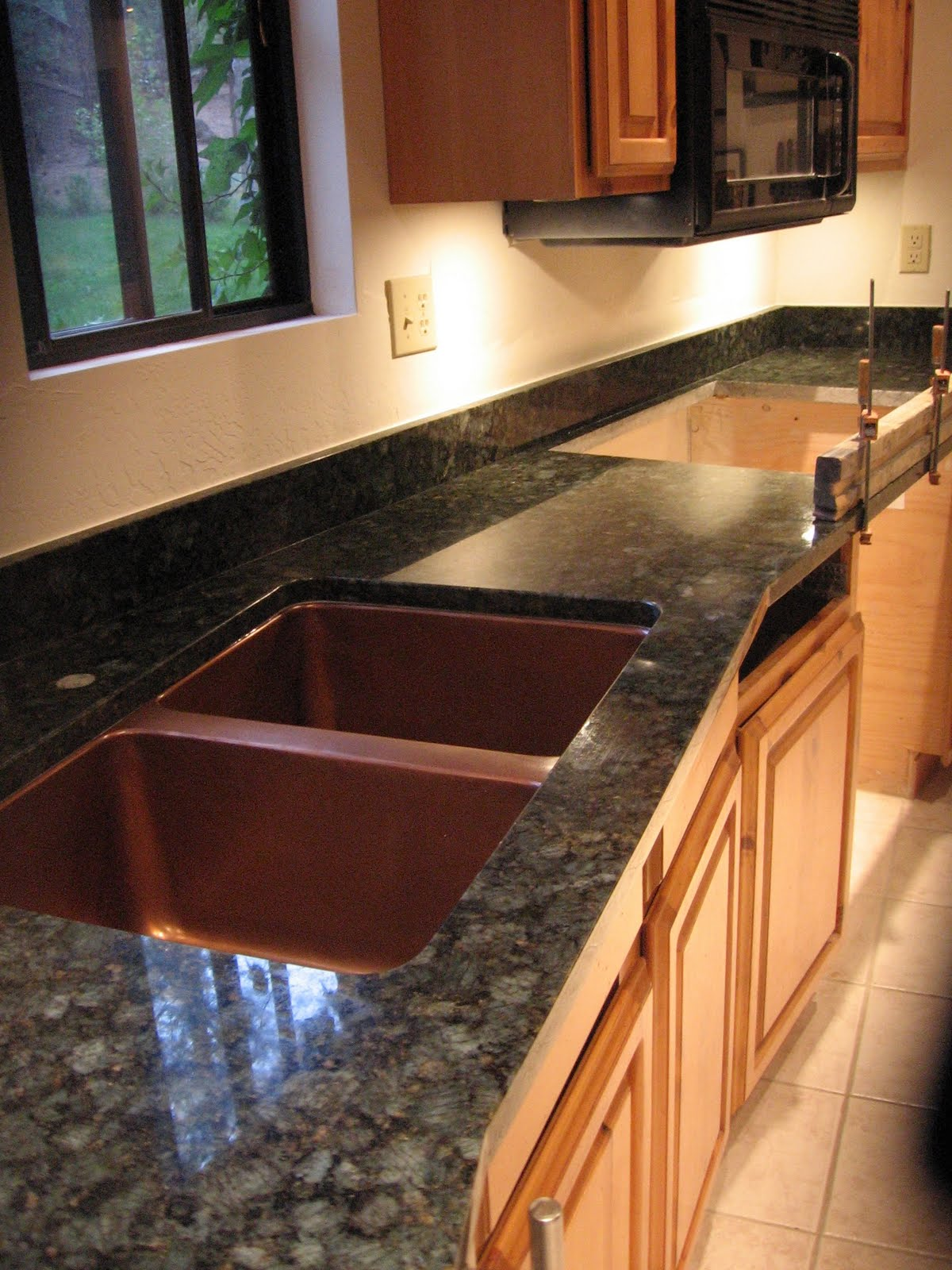 Dusty Coyote Mountain House Kitchen Remodel Uder Way