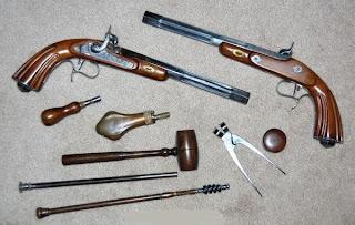 Pistolas de Duelo