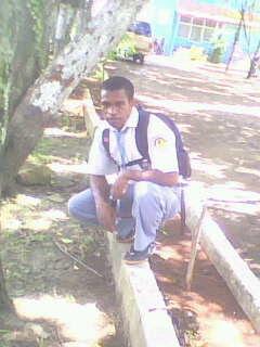 d school saya , smk pl Tarcisius 2 semarang