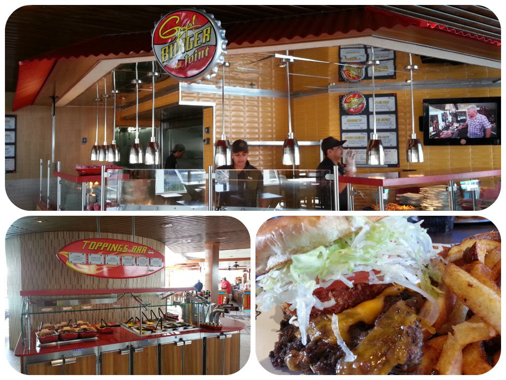 Guy's Burger Joint - Carnival Conquest