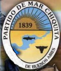 ESCUDO DEL PARTIDO DE MAR CHIQUITA