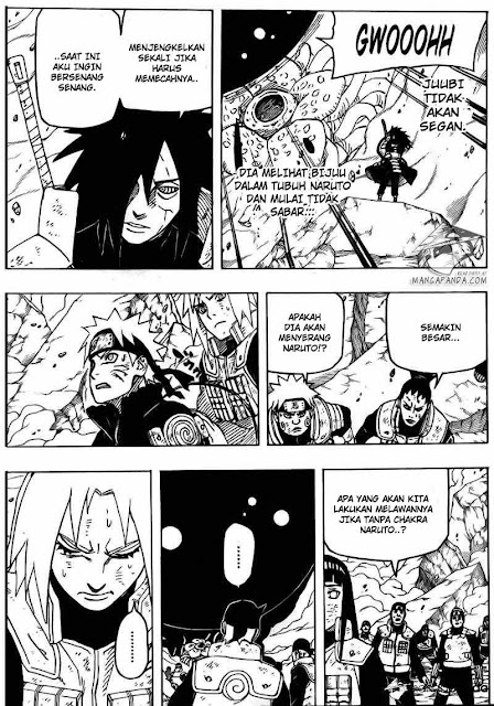 Komik Naruto 630 Bahasa Indonesia halaman 7