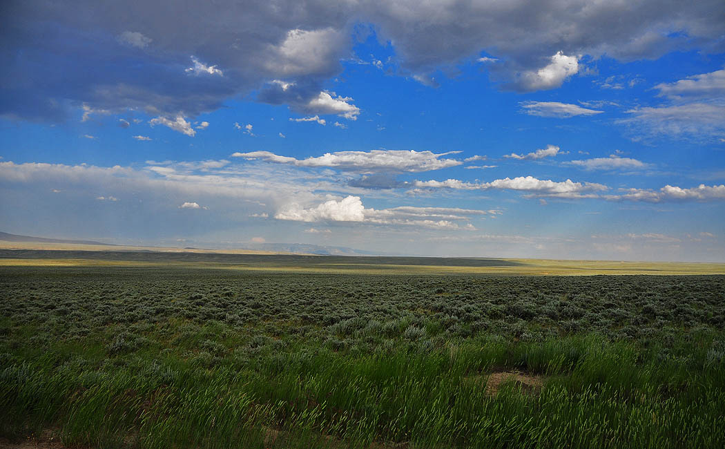 Wyoming Photos Wide Open Spaces
