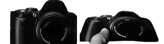 La cámara de papel