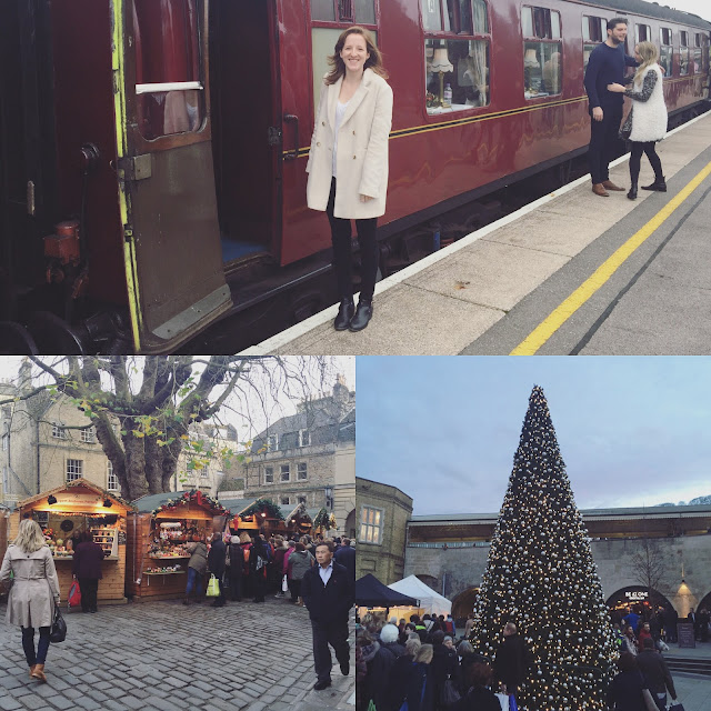 Instagram Blog Catch Up Christmas Market Bath Steam Train Trip 2015