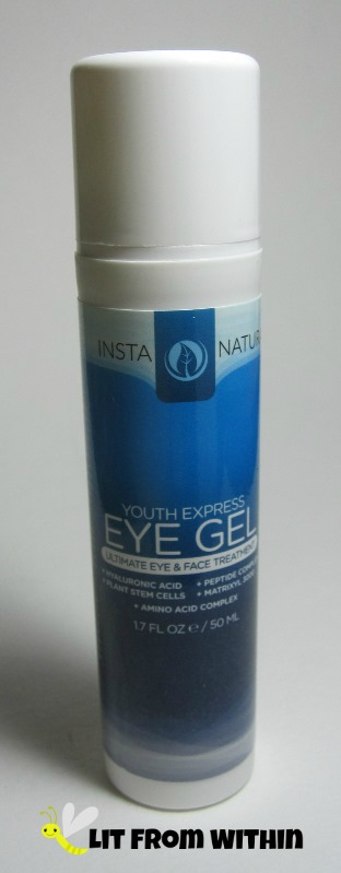 Insta-Natural Youth Express Eye Gel