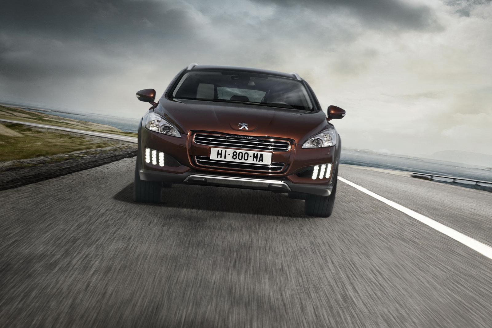 peugeot 508 rxh 2012 will appear at the frankfurt motor show 2011 cartestimony. Black Bedroom Furniture Sets. Home Design Ideas