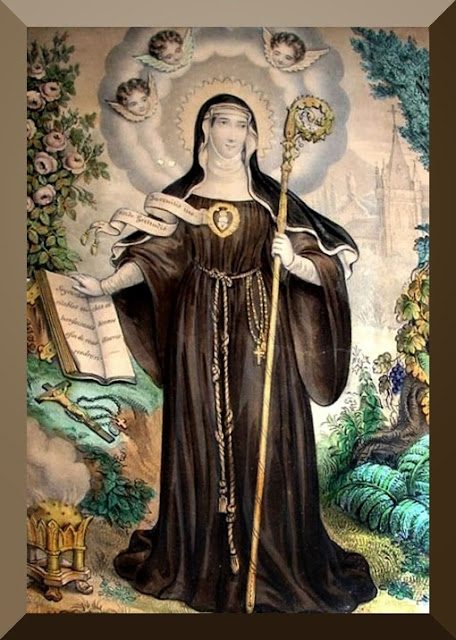 Saint Gertrude the Great
