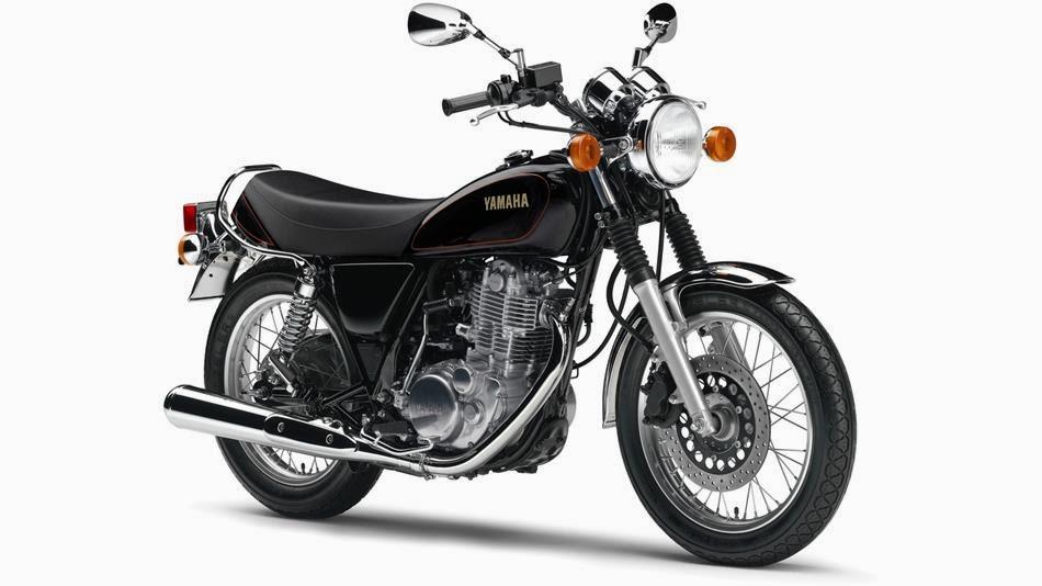 Foto Yamaha SR400 2014 Harga Motor Terbaru Indonesia (Spesifikasi)