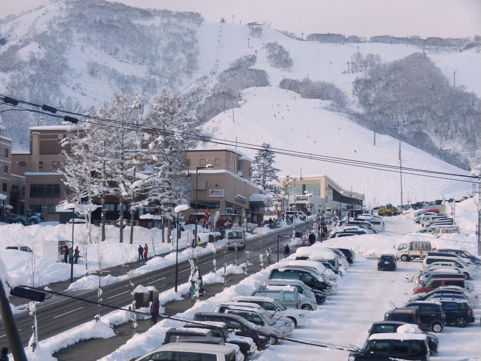 NEWSPAPER ARTICLE ON THE ASAHI SHIMBUN | The Chalet Ivy Blog - photo#38
