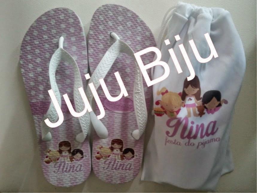 Aniversário infantil - Festa do Pijama