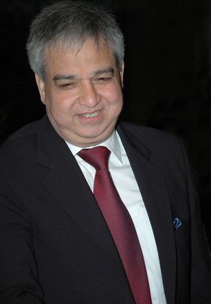 Mr. Prem Bajaj, Chairman & Managing Director - Bhadra International India Limited