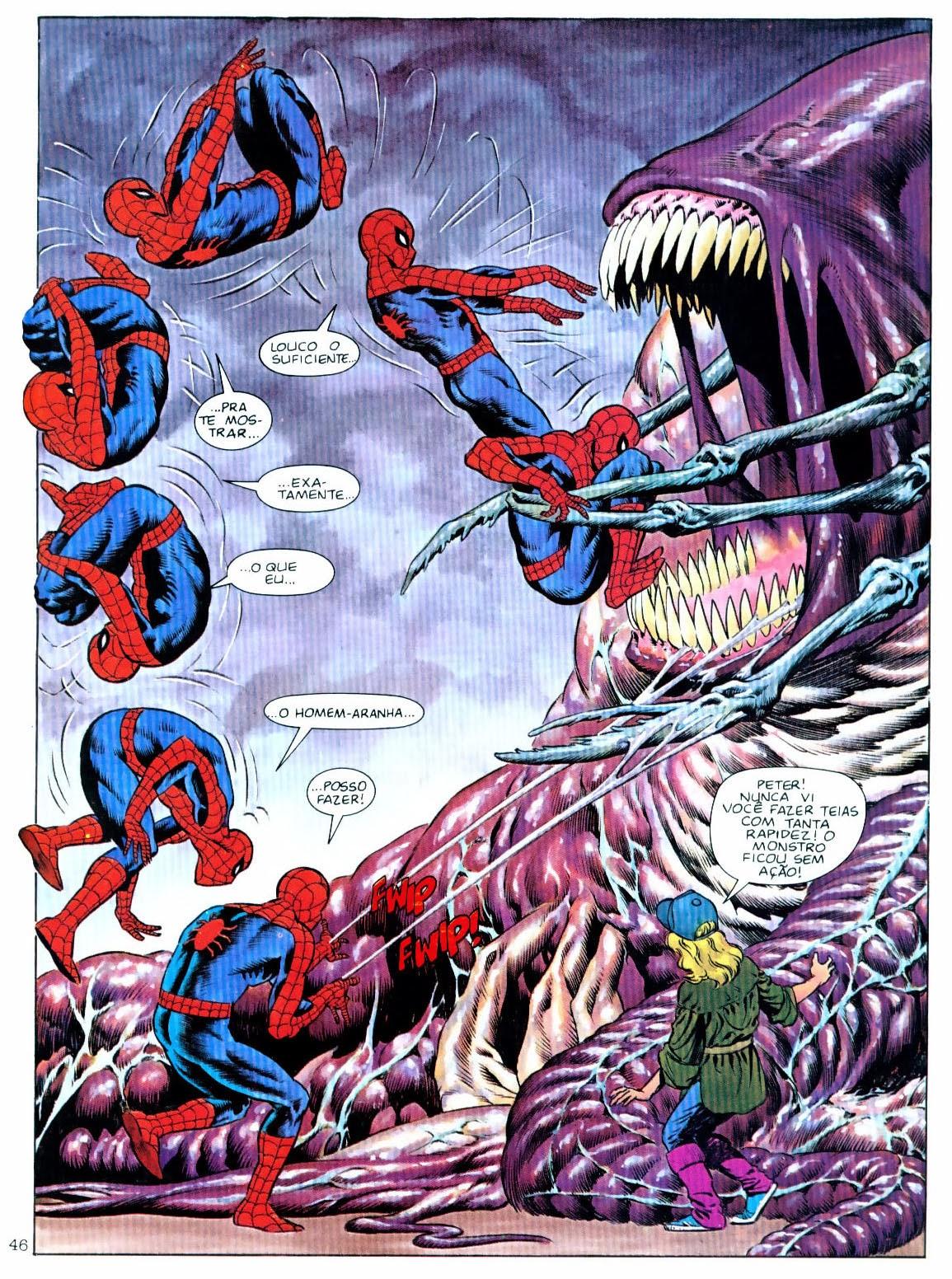O Homem-Aranha - Marandi #3