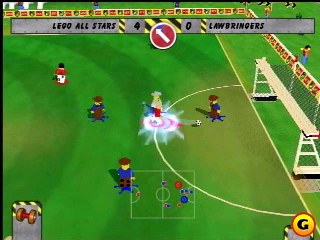 GAME Lego Soccer Mania RIP VERSION PC Game GRATIS