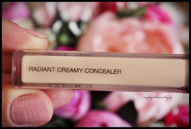 Nars Radiant Creamy Concealar Medium1