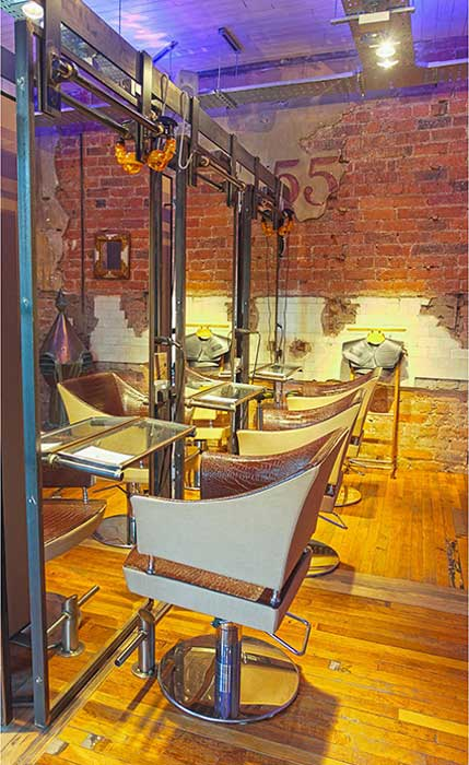 Review boilerhouse jesmond newcastle lady from a tramp for A t tramp salon