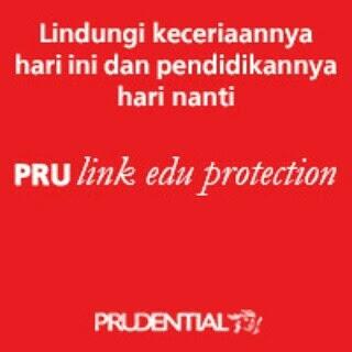 PRUlink Edu Protection Solusi Persiapan Pendidikan Anak