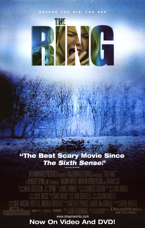 Download The Ring 1 ( 2002 ) Bluray 720p Full Movie + Subtitle Indonesia