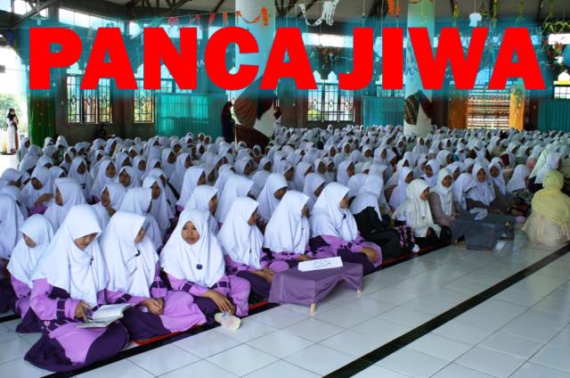 PANCA JIWA.