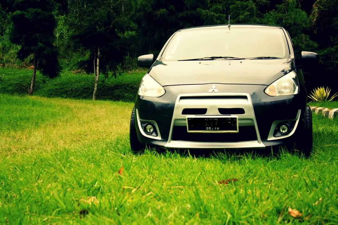 Mitsubishi Mirage Is A City Car Hatchback Which Economic With 1200 Cc Engine Producing Indonesia KTB Has Been Marketed